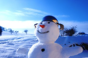 bałwan zimowisko