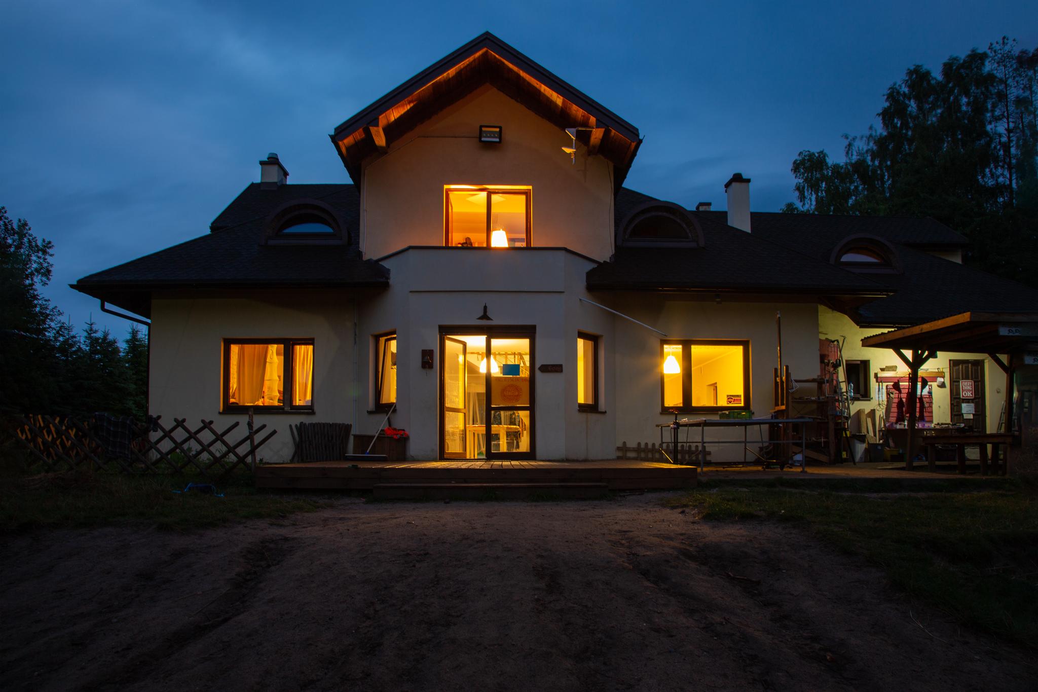 Dom małe