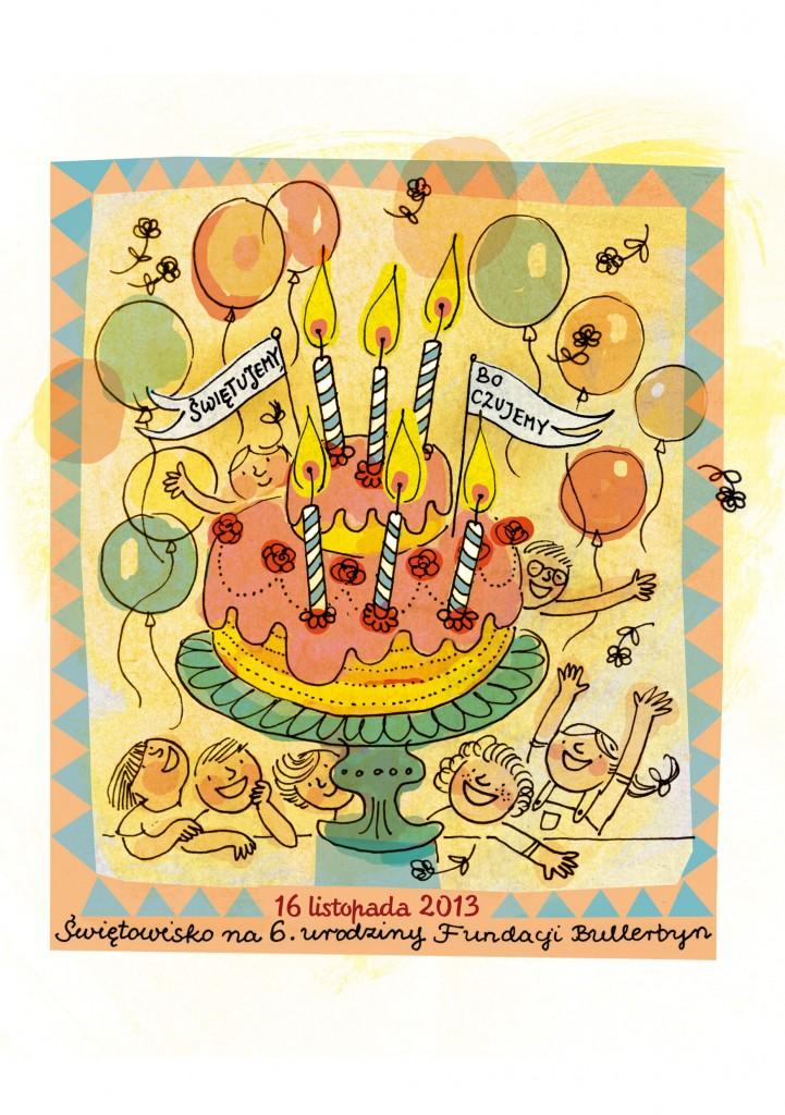 bullerbyn 6 urodziny