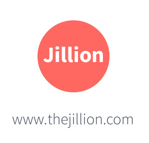 Jillion logo and www